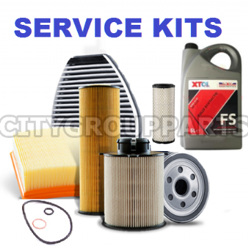 VAUXHALL MOVANO 2.3 DCi CDTi DIESEL 2014 ONWARDS OIL, AIR & FUEL FILTER SERVICE KIT INC OIL